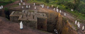 Giyorgis Church in Lalibela,