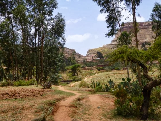 Tigray valleys Barbara