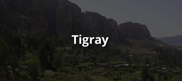 Community Trekking in Tigray