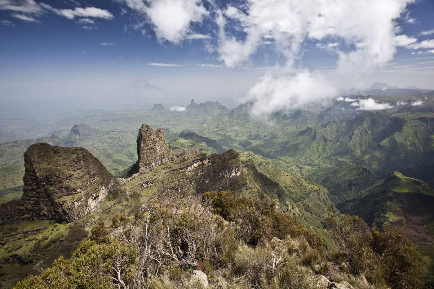 Semien-Mountains