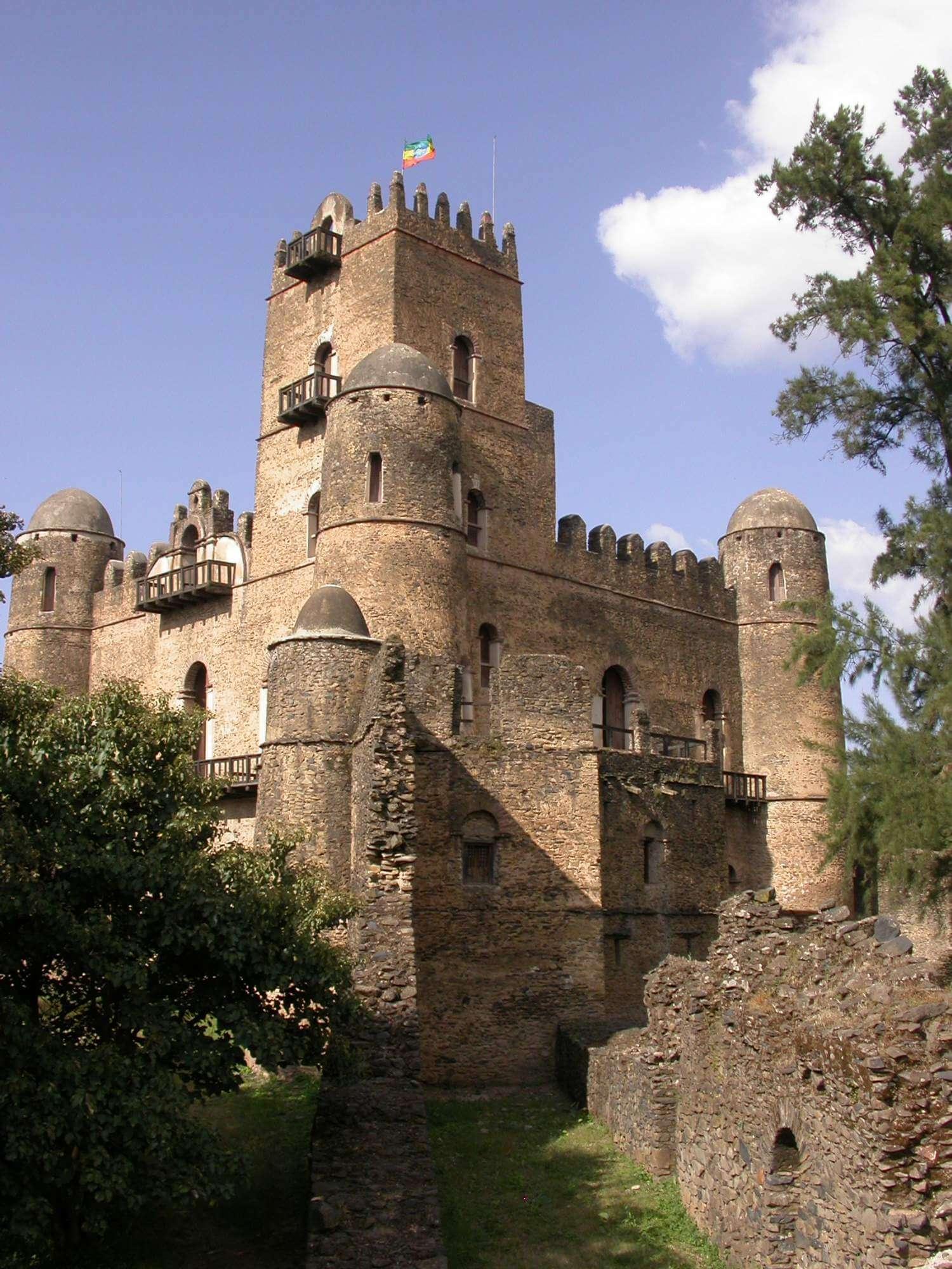 GDR Fasilidas Castle DSCN1905