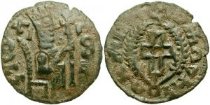 Coin from K.Amrah's reign
