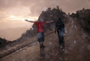 Rain in Tigray