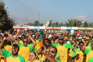 Great Ethiopian Run (curtesy of GER http://ethiopianrun.org/)