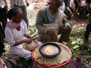 Tehlo ceremony in Tigray