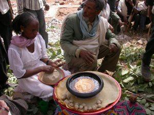 Tehlo ceremony in Tigray