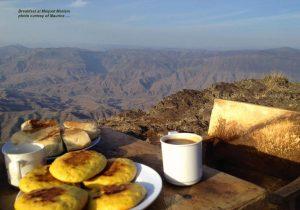 Mequat Mariam Scones for breakfast