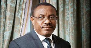 Ethiopian Primeminister Hailemariam