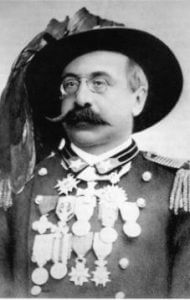 General Oreste Baratieri